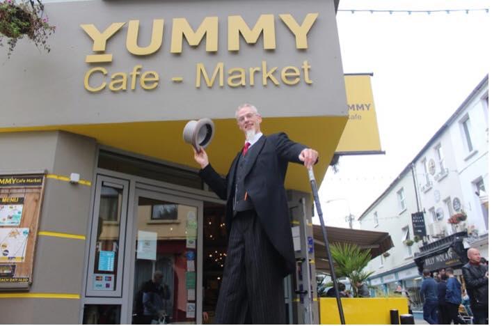 Number 1 family restaurant in Ireland